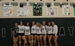 Girls' volleyball head to playoffs