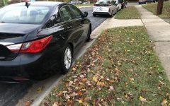 Parking shaming week 2: worst parking job of the week