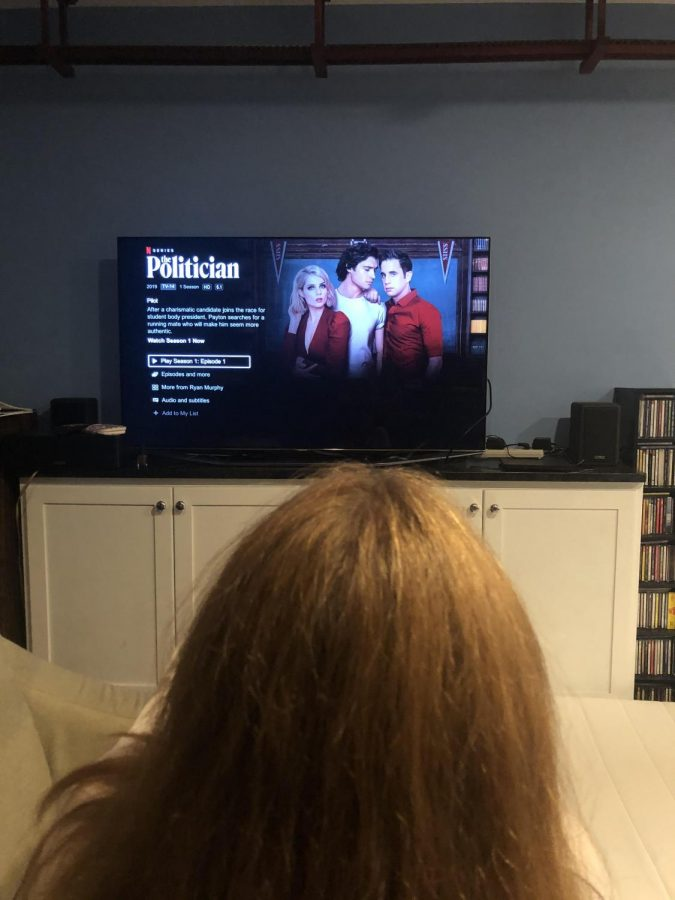 WJ junior Becca Bennett tunes in to watch one of the hottest shows of the season. The Politician is an easily binge-able romp, clocking in at only 8 episodes.