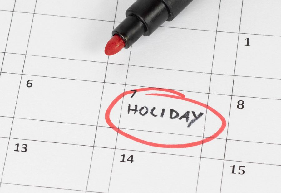 Students need more days off school