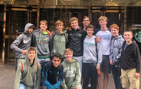 Cross country thrives in New York