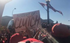 WJ students attend unforgettable Nats parade