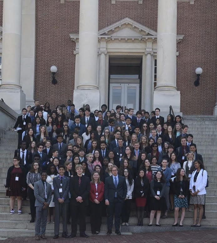 Every April, YAG members from across Maryland meet for the Annapolis conference. This year, WJ's chapter hopes to incorporate more lobbying opportunities throughout the year.