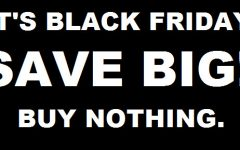 Black Friday makes us more materialistic