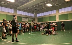 Wrestling looks to pin competition