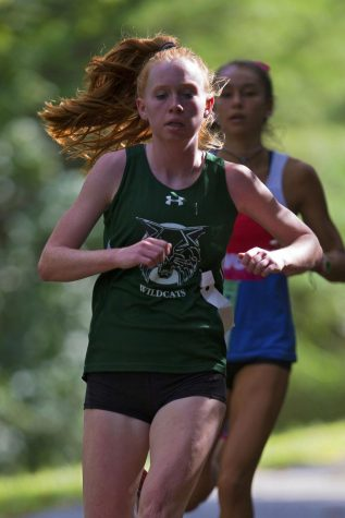 State champion Jenna Goldberg shares her cross country journey