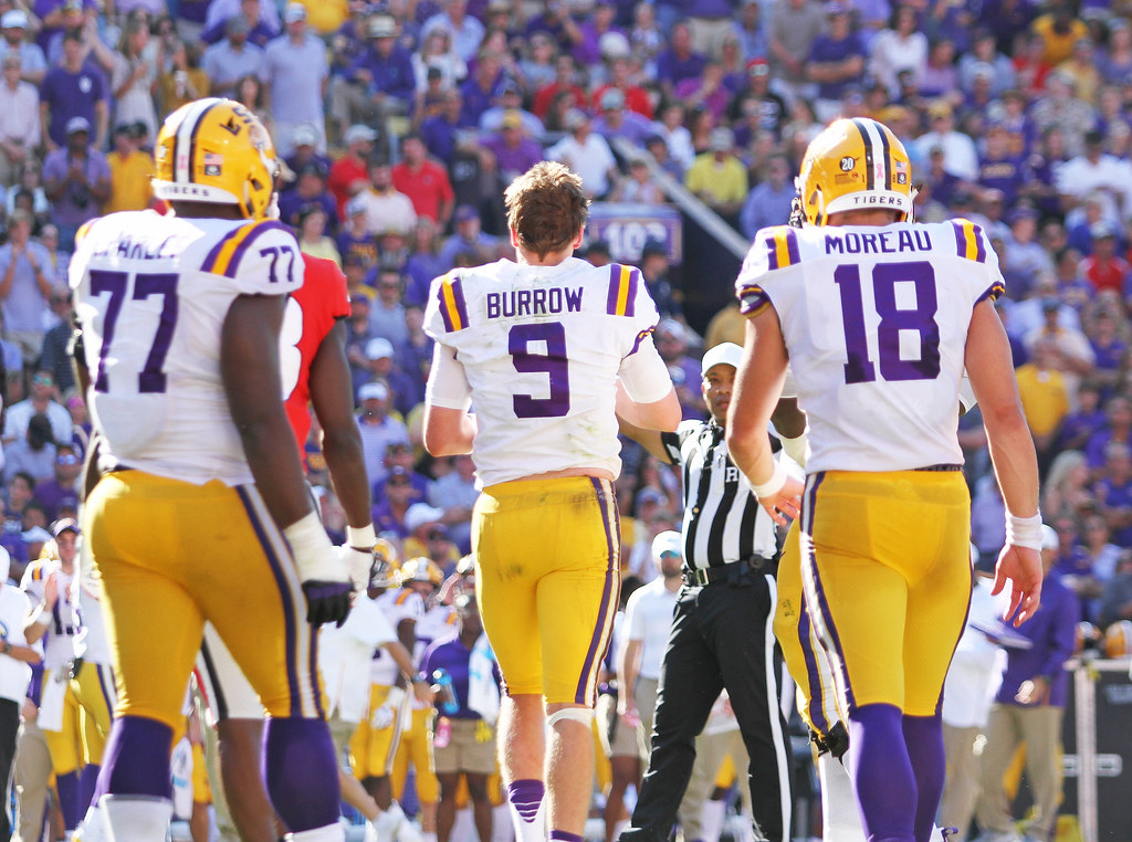Bowl season always provides highly anticipated matchups. Heisman favorite Joe Burrow looks to lead LSU to a National Championship in this year's College Football Playoff.