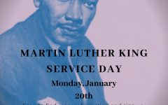 Martin Luther King Jr. service day