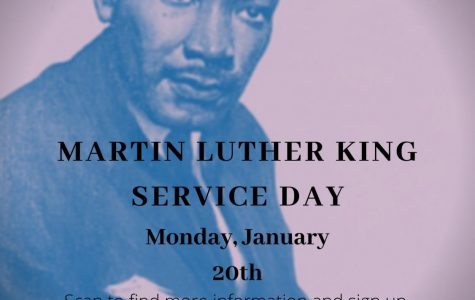 The Minority Scholars Program will be volunteering on Martin Luther King Service Day!