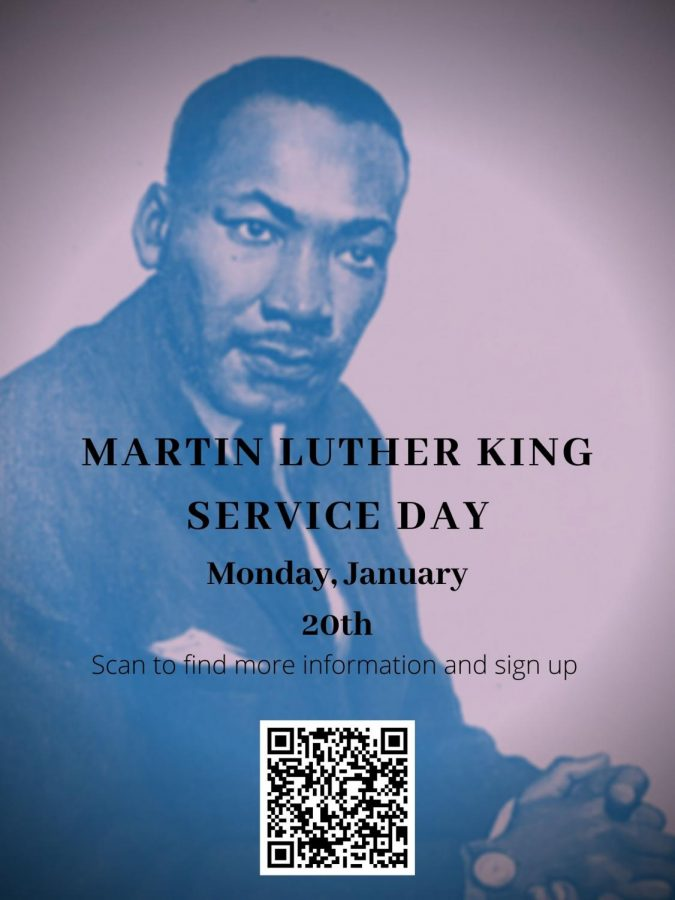 The+Minority+Scholars+Program+will+be+volunteering+on+Martin+Luther+King+Service+Day%21