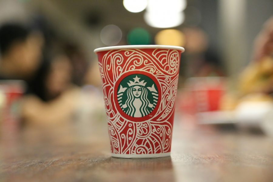 Starbucks starts selling these festive winter cups November 1.