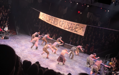 """Newsies"" musical at D.C.'s Arena Stage"