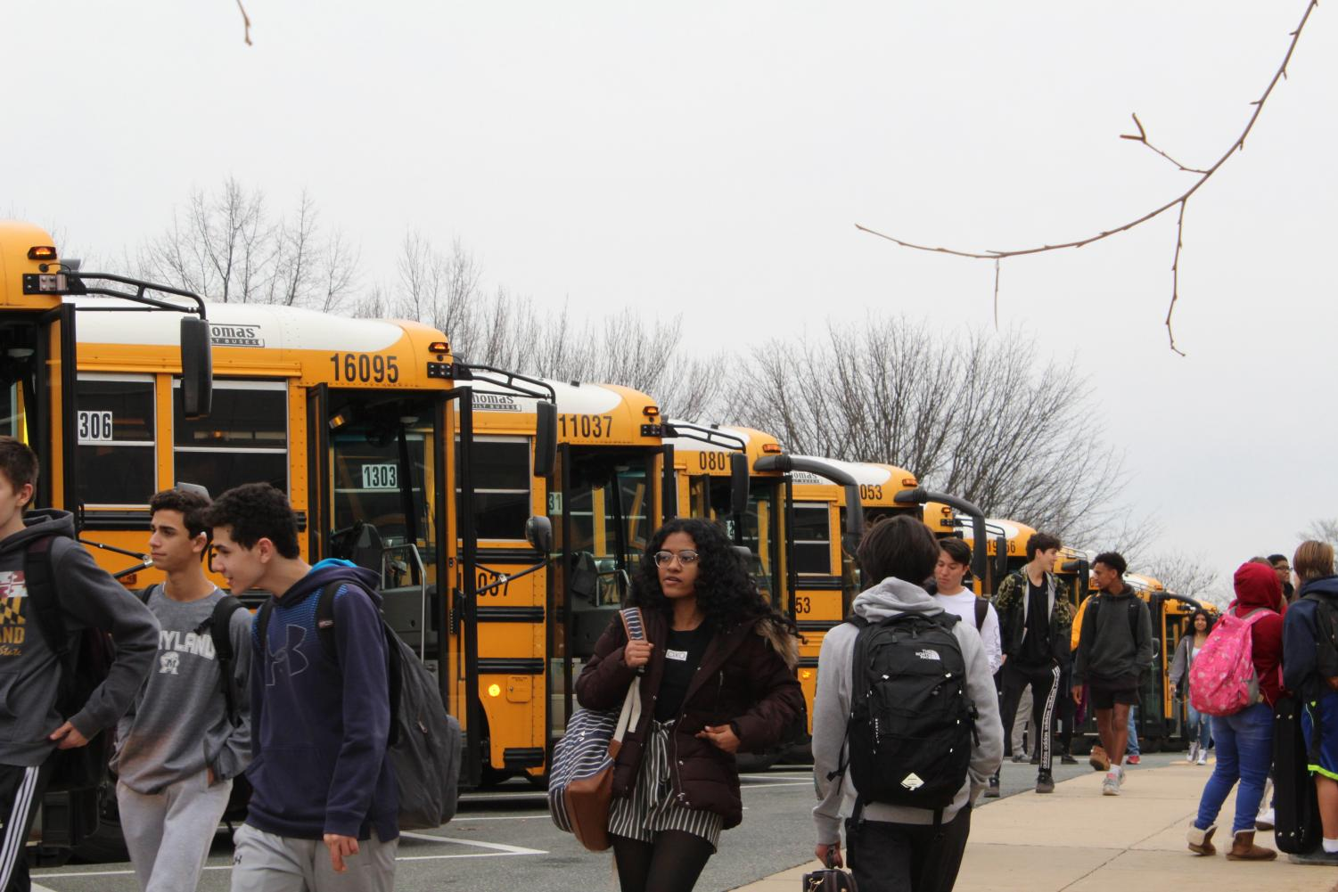Many students at WJ take the school bus daily which means that the school bus tracking app set in the budget proposal will be used many parents and students. The app is set  to be finished within the next 12 years.