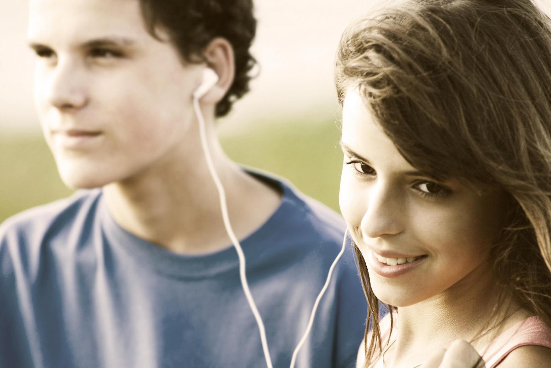 Listening to music through earphones or headphone has become popular among teens. However, listening to music too loud is becoming a prominent issue