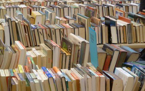 WJ used book sale