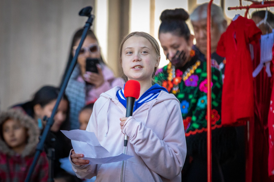 Greta Thunberg, the Swedish 17 year-old who took the world by storm in 2019 with her empowering climate change activism, has won the TIME Person of the Year Award. She is the youngest ever recipient.