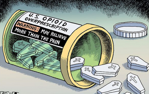 Opioid related deaths decrease in Maryland