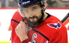 Ovechkin recently surged into the goal leader in the NHL with his hat trick vs. the Los Angeles Kings. He is quickly approaching the 700 goal mark, and continues to move up the scoring list.