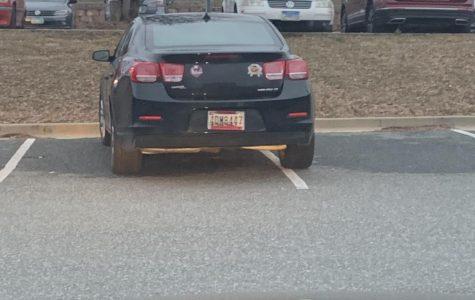 Parking Shaming 6: Worst parking job of the week