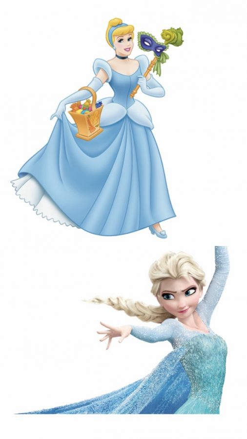 While+Cinderella+was+a+submissive+woman%2C+Elsa+was+a+queen+who+saved+the+entire+kingdom.+Disney%27s+treatment+of+women+developed+over+the+years+to+give+women+more+rights.