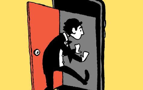 As we unlock our smartphones everyday, we enter a world of consuming other people's content and lives.  The constant need to be on our cellphones takes us away from living in the present,