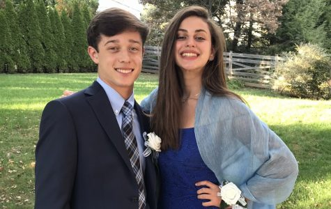 Senior Matt Shea attends Wootton homecoming with his girlfriend Hannah Mikowski (senior at Wootton). The couple attended WJ homecoming a couple weeks later and continue to have a great time at various events between the two schools.