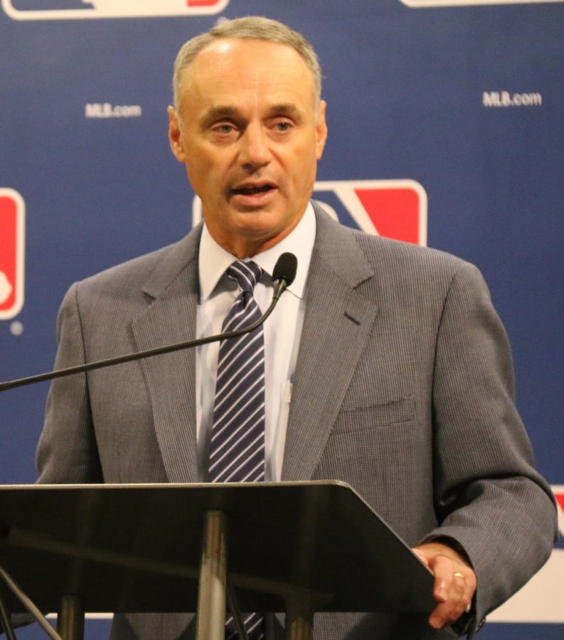Commissioner Rob Manfred has been criticized harshly across the MLB and the wider sports world for not coming down on the Astros harder. On February 18, Lebron James tweeted,