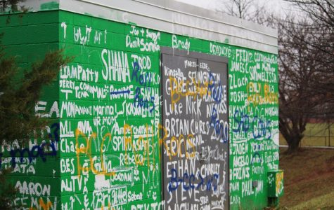 B-CC vandalized WJ's senior shed, sparking a series of events that ended in violent clashes.