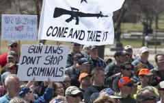 Virginia gun rally brings thousands together