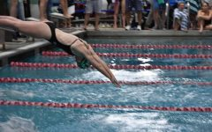Athlete of The Issue: Deep dive into freshman swimmer's success