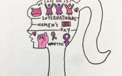 WJ students celebrate International Women's Day