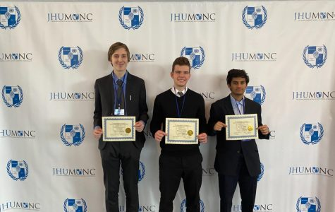 WJ excels at Model UN conference