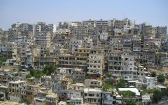 Tripoli of Lebanon, home to 1.1 million, has lots of compact spaces. Not ideal for social distancing.