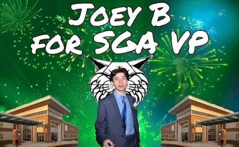 Junior Joey Barke is one of the handful for juniors running to be your 2020-2021 SGA Vice President. Check out his campaign Instagram account which is @joeybforvp to learn more.