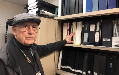 From IBM to WJ: a volunteer keeper of history