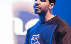 Dark Lane Demo Tapes was released on May 1 by Drake (pictured above from 2011). The album continues to show his growth since that young age and includes senior Nick Mendozas favorite quarantine song, Time Flies.