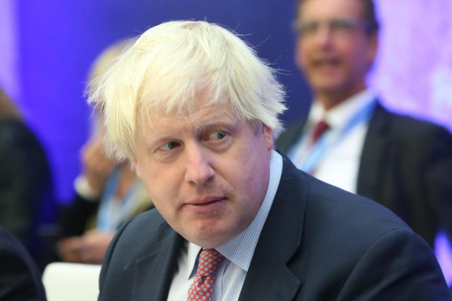 Boris Johnson, UK's Prime Minister, returns to work after a great battle with the virus.