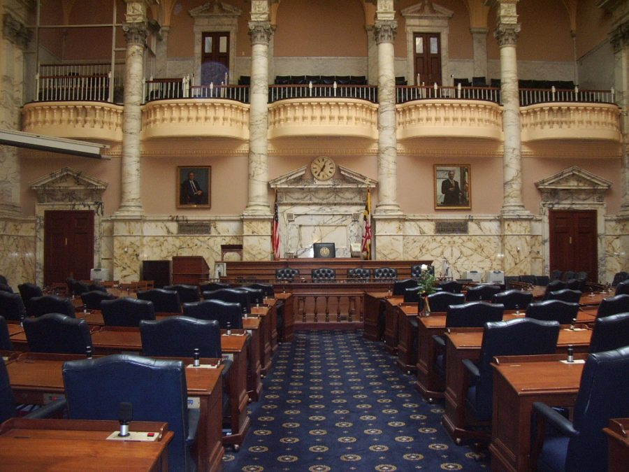 State government is often overlooked, but local officials have the capacity to foster meaningful change. In the Maryland House of Delegates, representatives debate ways to reform police departments in the state.