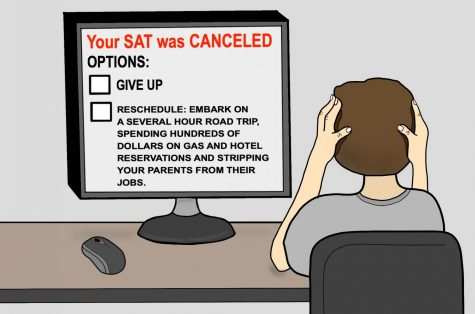 SAT 2020: a tale of cancellations, suitcases and hotels