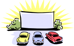 Drive-ins have gained popularity since social distancing guidelines have been enforced. There are numerous drive-ins open in the DC area.