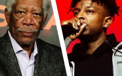 Atlanta rapper 21 Savage and Morgan Freeman Collaborate on Savage's newest Album