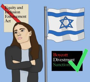 AOC neglects the Jewish community