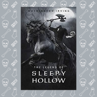 Title: The Legend of Sleepy Hollow  Author: Washington Irving  Genres: Gothic Fiction, Classic Fiction  Where to Buy: https://rb.gy/wuwicj