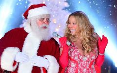 Mariah Carey performs her holiday classic,