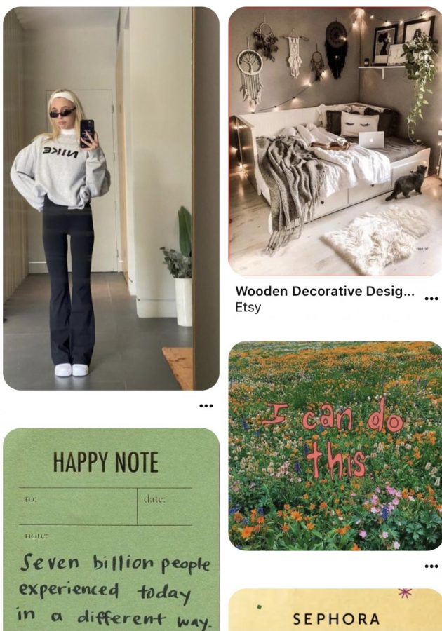 From room decor inspiration to healthy recipe ideas, Pinterest is the place for everything DIY. Many students are loving the versatility of the app.