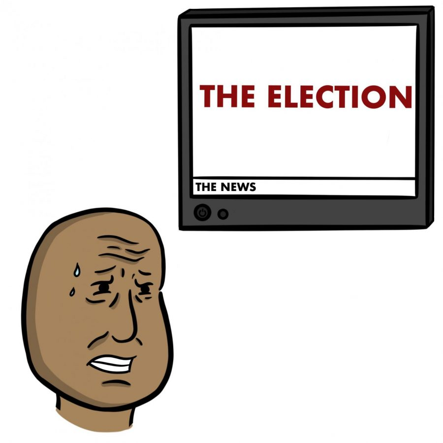 Elections shouldnt be this stressful