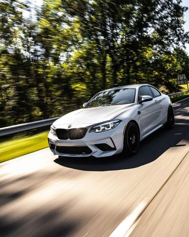 A BMW M2 captured in motion. Gregorio is known most for his prowess and skill as an automotive photographer.