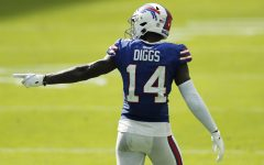 Good Counsel Alum, Stefon Diggs, becomes elite in Buffalo. Diggs attended Good Counsel High School in Olney, Maryland.