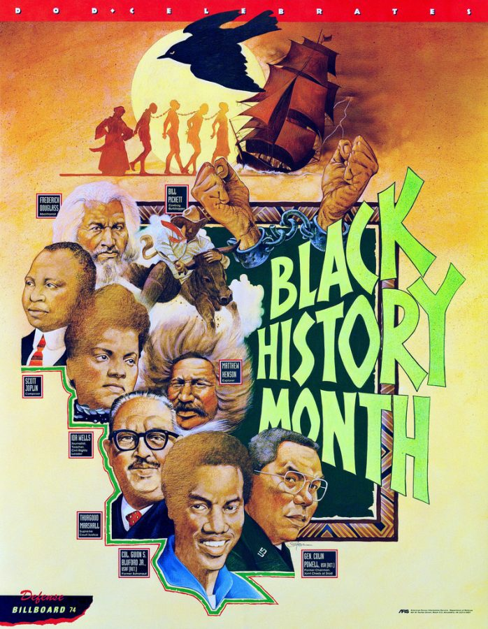 Black+History+Month+is+an+annual+celebration+every+February+to+spotlight+the+achievements+of+African+Americans+in+history.