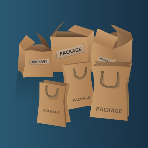 One activity that people do during the pandemic is online shopping. Receiving packages from the shops can be a factor of excitement to some, as it gives them something to look forward to.